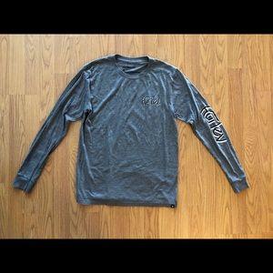 Men's small Hurley long sleeve T-Shirt